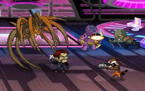 Guardians Of The Galaxy: The Universal Weapon Free Download Android Game