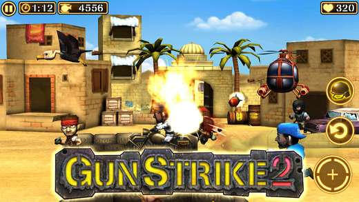Gun Streik 2