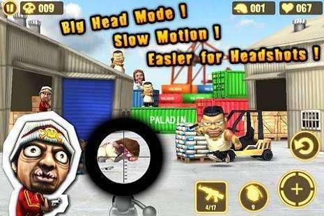 Gun Streik 2 MOD APK Android Spiel kostenlos heruntergeladen werden