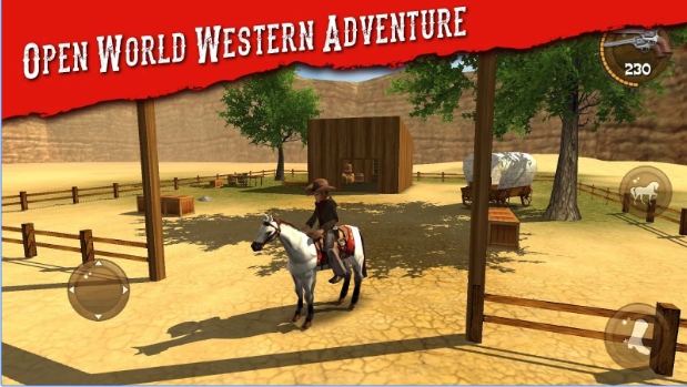 guns and spurs APK Android