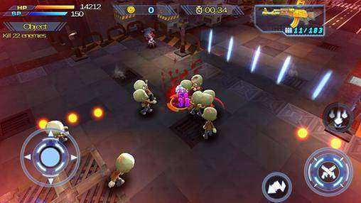 armas x zombies APK Android