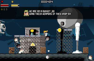 Gunslugs APK + MOD Android Game Free Download