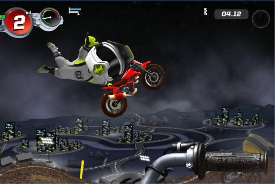 gx racing APK Android