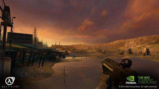 Half-Life 2 APK + DATA Android Game Free Download