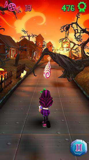 Halloween Runner APK Android logħba Download Free