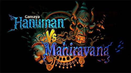 Hanuman gegen Mahiravana