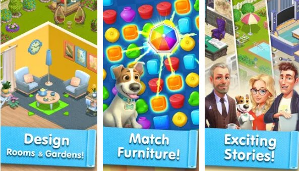 Happy Home Design Decor Unlimited Diamonds Mod Apk