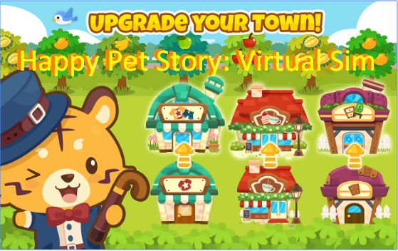 Happy Pet Story: Virtual Sim MOD APK Android Free Download