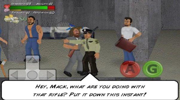 трудная тюрьма сим APK Android