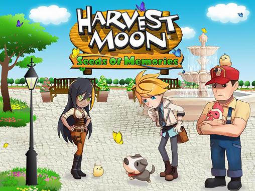 Free download harvest moon.
