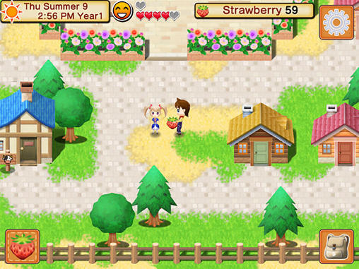 harvest moon seeds of memories APK Android