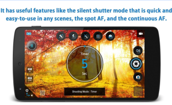 hd camera pro silent shutter APK Android