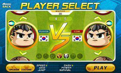 Head Soccer APK Android Game Free Download
