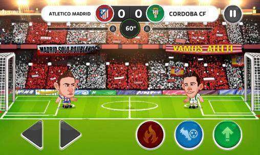 Head Soccer La Liga APK MOD Android Game Free Download