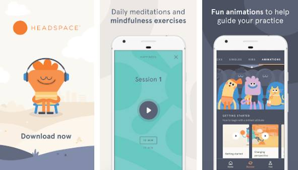 Headspace Premium Version unlcked MOD APK Download
