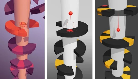 Helix-Sprung APK Android