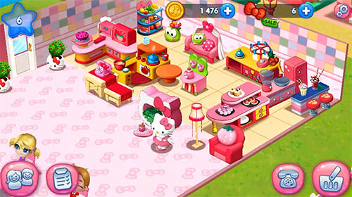 Hello Kitty Food Town APK Android
