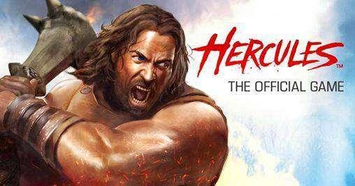 HERCULES: официальная игра
