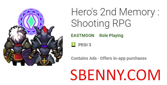 hero s 2nd memory shooting rpg