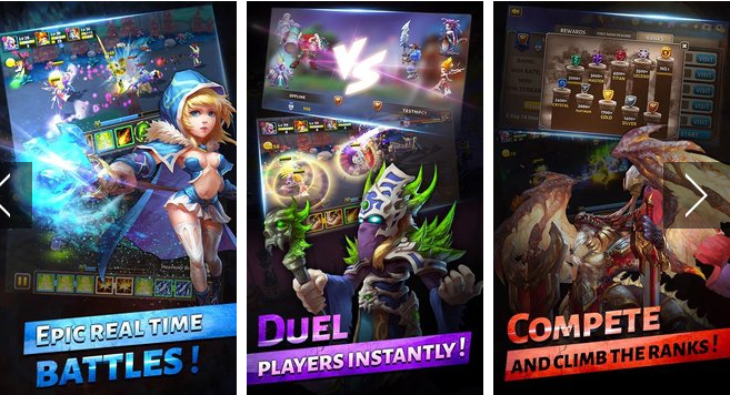 heroes and titans 2 APK Android