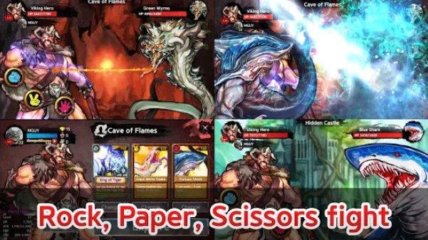 héroes de la tarjeta monstruo APK Android