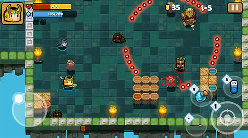 heroes soul dungeon shooter APK ANdroid