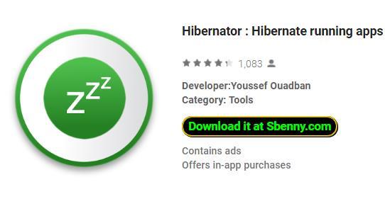 hibernator hibernate running apps save battery mod apk