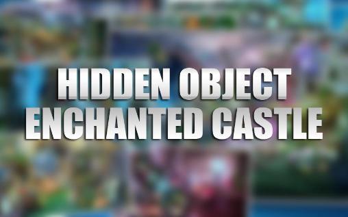 castillo encantado de objetos ocultos