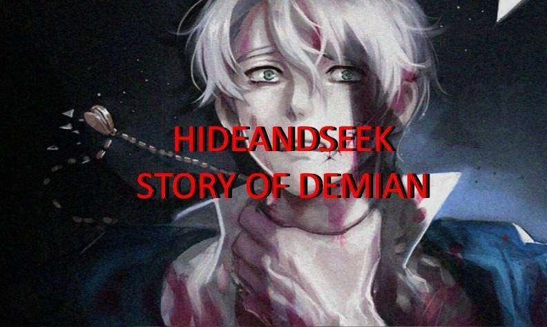 HideAndSeek[Story of Demian] MOD APK Android Free Download