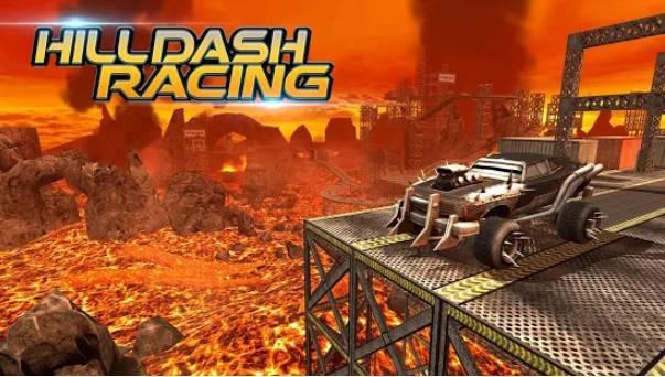 Hill Dash Racing Drive And Climb Offroad Truck Car