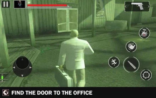Hitman 2018-Agent 47 APK Android
