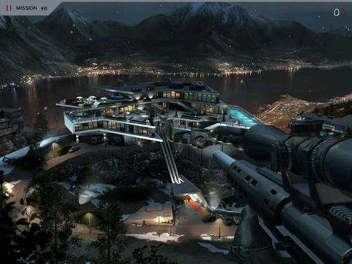Hitman: Sniper Full APK Android Game Free Download