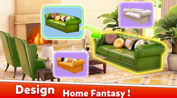 Home Fantasy Unlimited Money Mod Apk Free Download