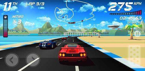 Horizon Chase - World Tour MOD APK Android Game Free Download