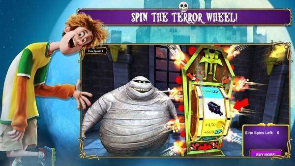Hotel Transylvania 2 MOD APK Android Game Free Download