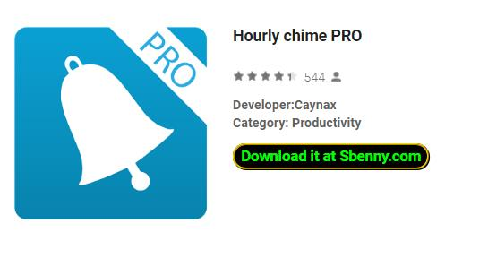 hourly chime pro