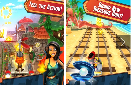 hugo troll race 2 APK Android