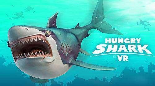 Hungriger Hai vr
