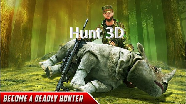 chasse 3D