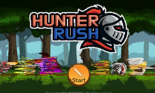 hunter rush premium