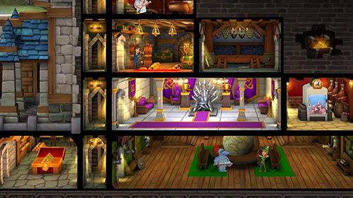 🎮 MOD APK - Hustle Castle: Fantasy Kingdom v1 8 0 - Premium