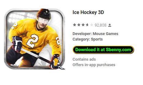 Ice Hockey 3d Unlimited Gems Mod Apk Free Download