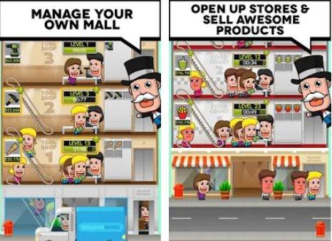 impero del negozio inattivo APK Android