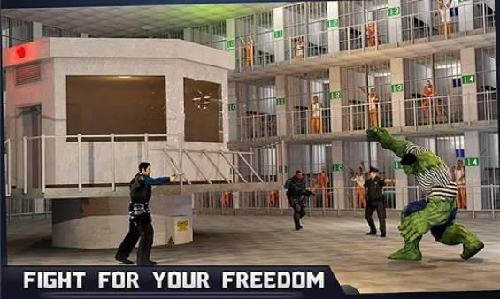unglaubliche Monster Held Super Gefängnis Aktion Spiele APK Android