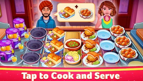 indische Küche Sternekoch Restaurant Kochen Spiele APK Android