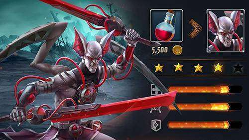 infernaux héros de l'enfer APK Android