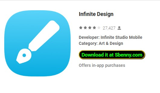 Infinite Design Pro Version MOD APK Android Free Download