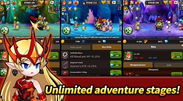 Infinite Dungeon Breach Unlimited Gold MOD APK Download