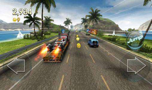 Infinite Racer - Blazing Speed ​​APK Android Game Free Download