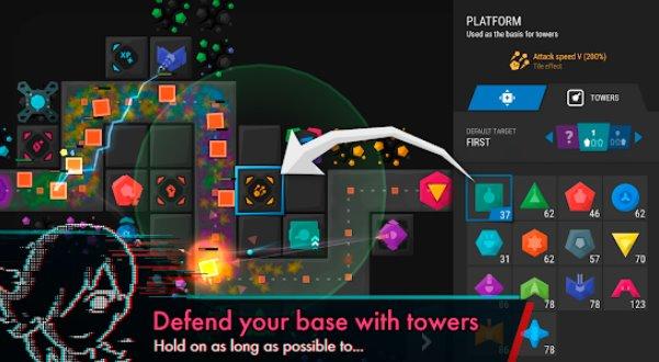 бесконечность 2 бесконечная башня обороны APK Android